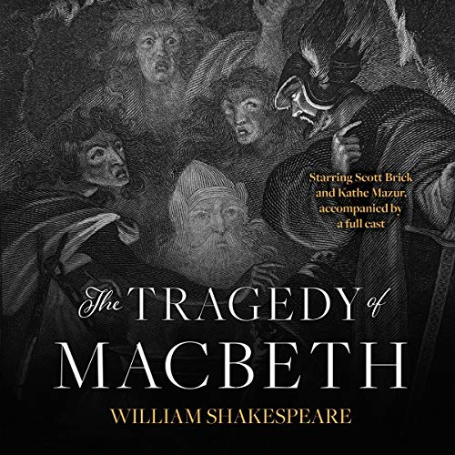 『The Tragedy of Macbeth』のカバーアート