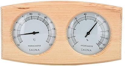ECSWP YAJJA Los termómetros de Habitaciones, higrómetro la Humedad del termómetro Gauge Monitor de Sala de la Humedad del higrómetro Temperatura