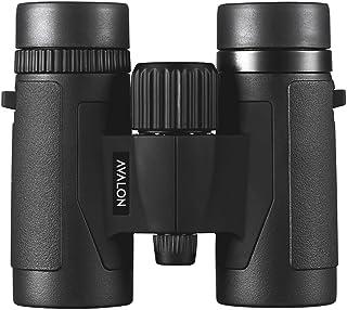 Avalon 8x32 Mini HD Binoculars (Black)