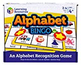 Learning Resources- Bingo de Letras del Alfabeto, Color (LSP0431-UK)