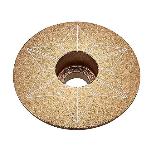 SUPACAZ Unisex Star Capz Gold (eloxiert)