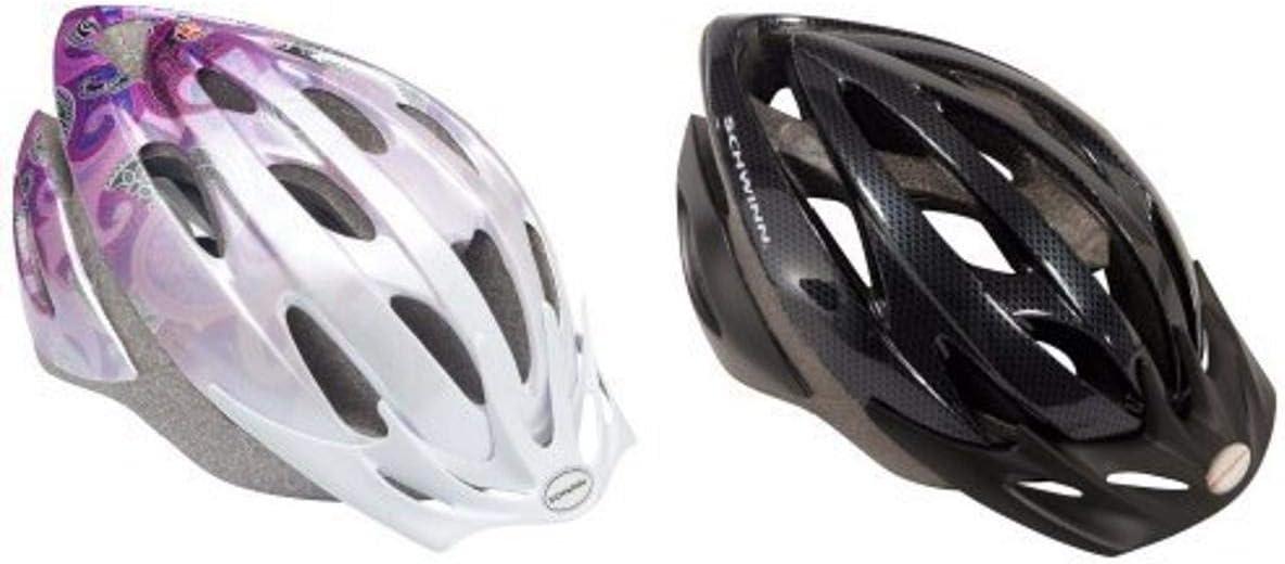 Schwinn Women's Thrasher Sale price Helmet Purple and Thrashe Max 44% OFF Pink