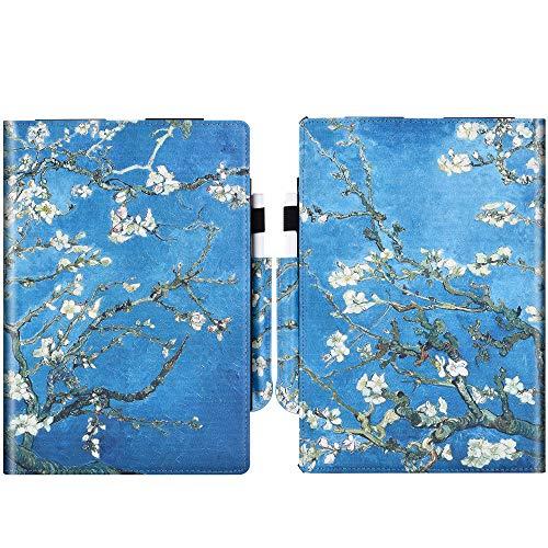YuanZhu Remarkable Digitaal papier 10.3 Case, Book Folio Cover met Pen Pocket voor Remarkable Digitaal papier
