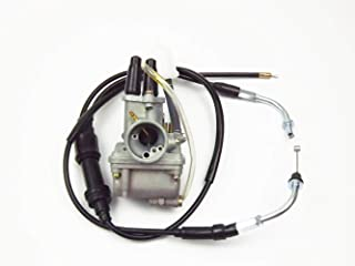 Best pw80 throttle cable Reviews