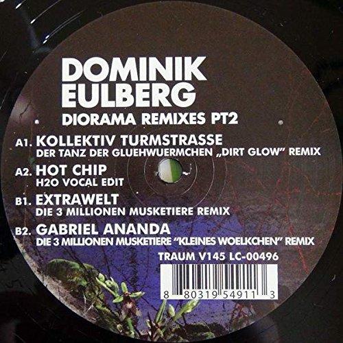 Dominik Eulberg - Diorama Remixes Pt2 - Traum Schallplatten - TRAUM V145