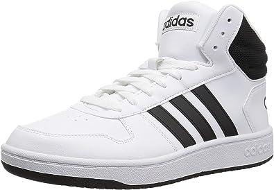 adidas Performance Men's Hoops Vs Mid Basketball Shoes