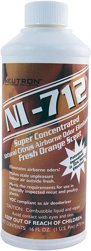 NI-712 Odor Metered Dispenser Refill Cinnamon Twist