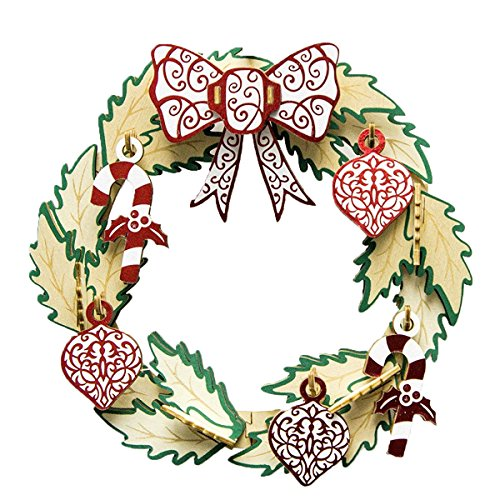 Wooden Art ki-gu-mi クリスマスリース