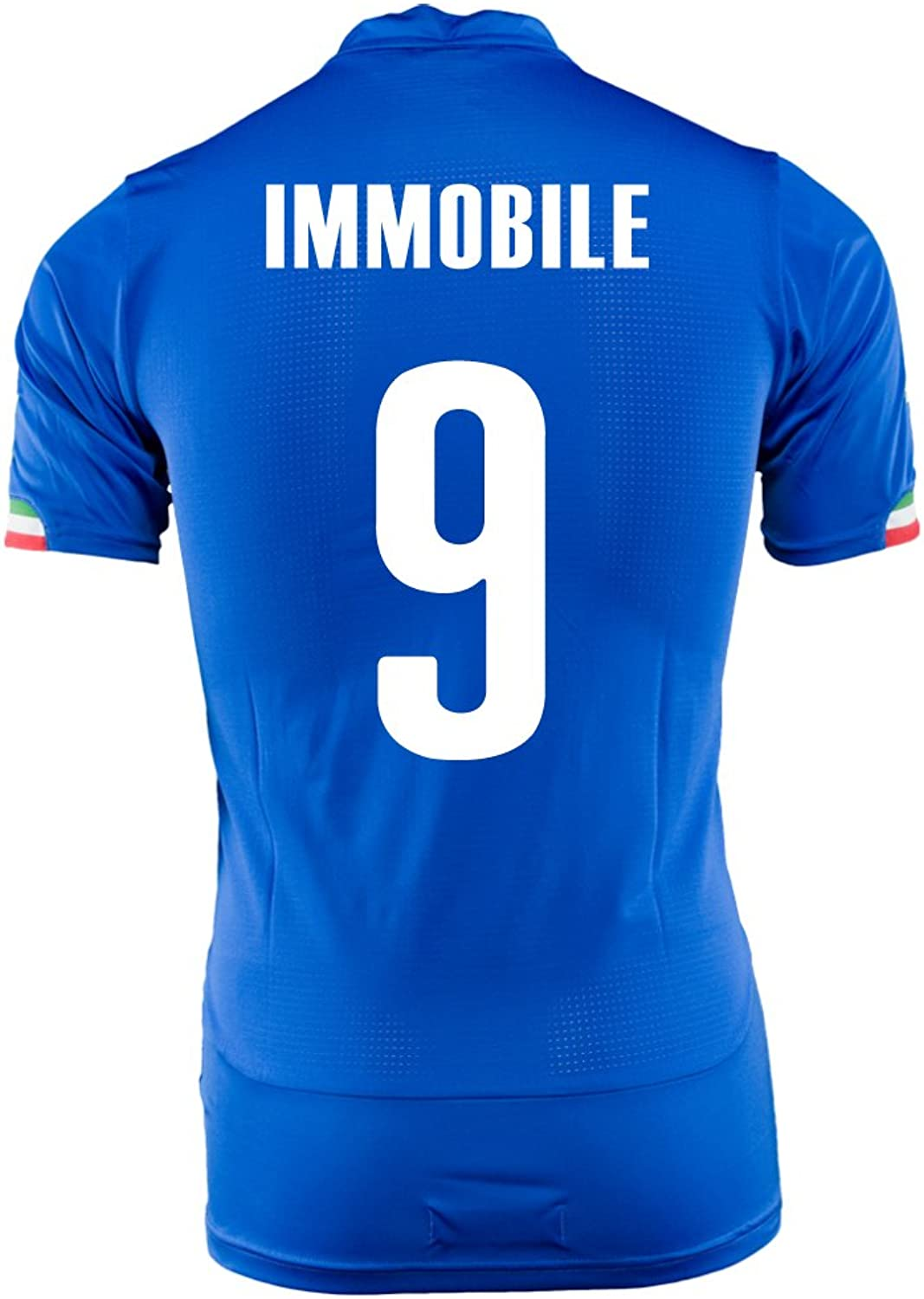 PUMA IMMOBILE  9 ITALY HOME JERSEY WORLD CUP 2014 (M)