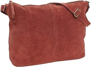 Gusti Umhängetasche Leder - Cora Ledertasche Handtasche Damen Rot Leder