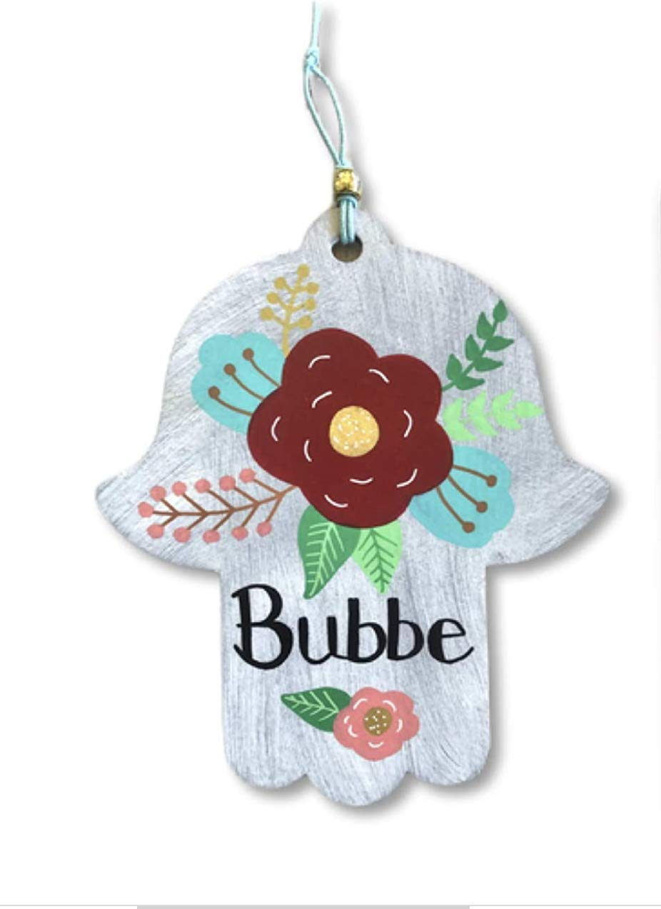 Popular brand in the Manufacturer regenerated product world Hamsa for Bubbe Jewish Gift Mother's Grandkids from Children