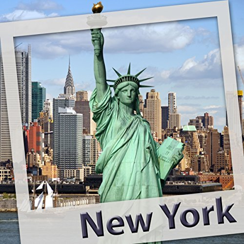 Couverture de New York. L'audioguide