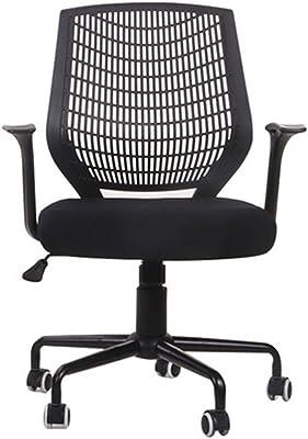 LJFYXZ Oficina Silla,Silla de computadora Oficina de Estudio en el hogar Elevación Transpirable de