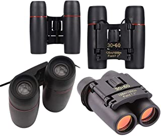 BSITFOW 30x60 Roof Prism Binoculars for Adults, HD Professional Binoculars for Bird Watching Travel Stargazing Hunting Concerts Sports