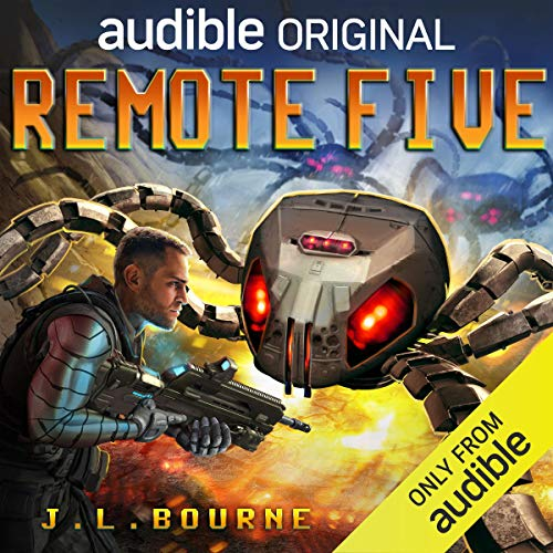 Remote Five  By  cover art