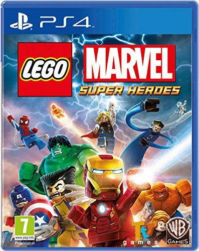 Lego Marvel: Super Heroes - PlayStation 4 (PS4) Deutsche Sprache