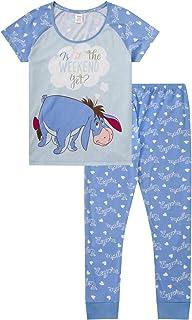 Disney Eeyore is it The Weekend Yet Day !! Long Ladies Pyjamas