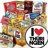 I Love Thüringen - Thüringen Geschenk - DDR Schoko-Geschenk