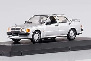 Mercedes-Benz 190E 2.3 16V 1988 Year - Compact Executive Car - 1/43 Scale Collectible Model Vehicle - 4-Door Saloon