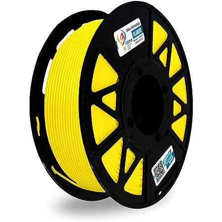 3idea ABS 3d Filament 1.75mm (Yellow, 1kg)