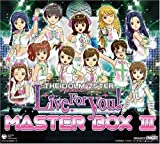 [B0012U3W4I: THE IDOLM@STER MASTER BOX III]