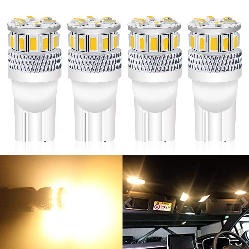 5PCS Car LED Festoon Light 3014-18SMD Dome Interior Reading Lamp Bulb Auto Car