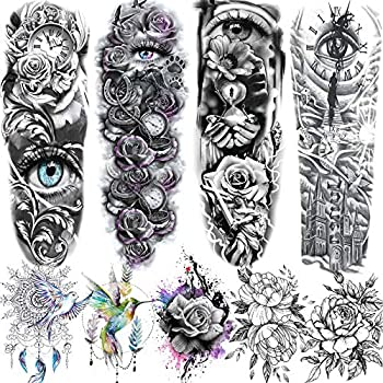 Best clocks tattoos Reviews