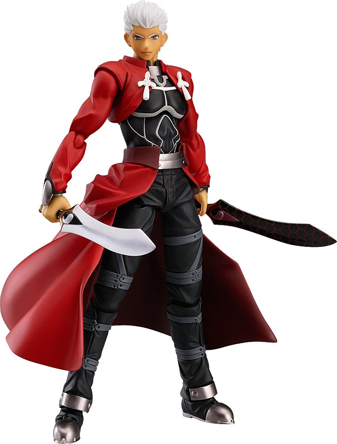 Figma Fate stay Night Archer Not To Scale Made In Prepainted Pvc Figure Reseller