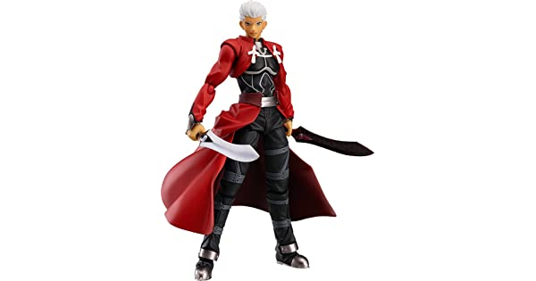 import Japon Fate//stay night figma 223 Archer reissue