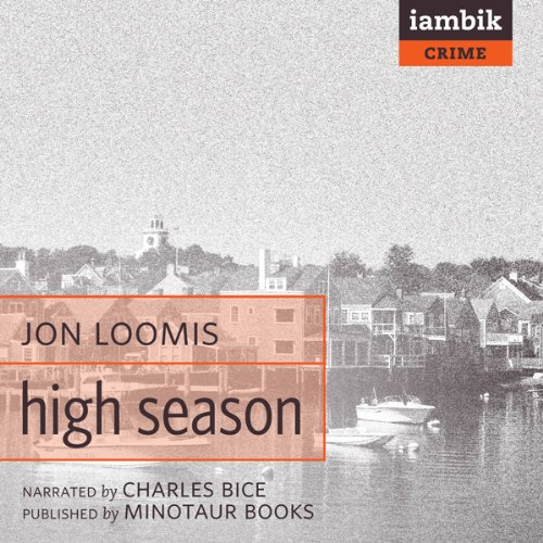 High Season audiobook cover art
