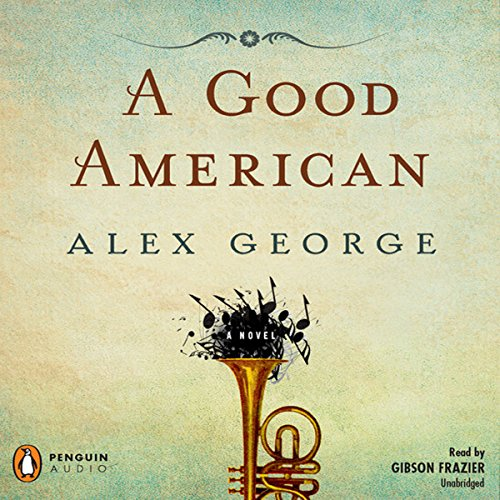 A Good American audiobook cover art