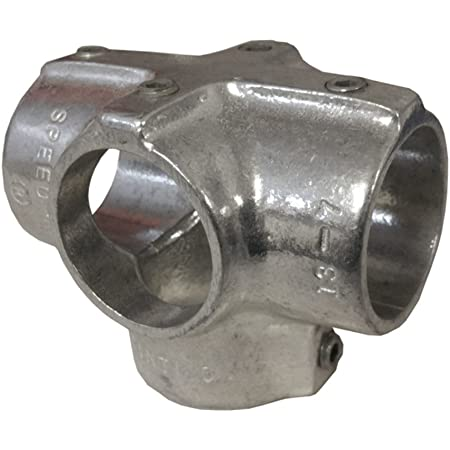 "Pipe. Hollaender Speed-Rail 1/"" Side Outlet Tee E Connector #11 Fits 1 1//4/"" O.D"