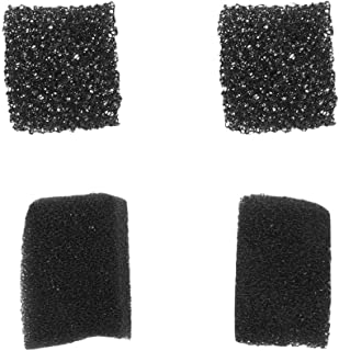 FRCOLOR 4pcs Stipple Sponge Special Effects Theater Scar Wound Makeup Brush for Texture Road Rash Blending Beards Freckles
