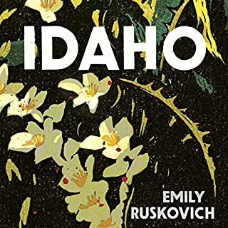 Idaho audiobook cover art