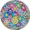 村上隆 300枚限定 ポスター フラワーボール お花ボール 掌にガルガンチュアを。 カイカイキキ kaikai kiki フラワー お花畑 コレクション