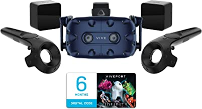 HTC VIVE Pro Starter Kit - Virtual Reality System