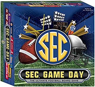 Fremont Die SEC Game Day: The Ultimate Football Board Game