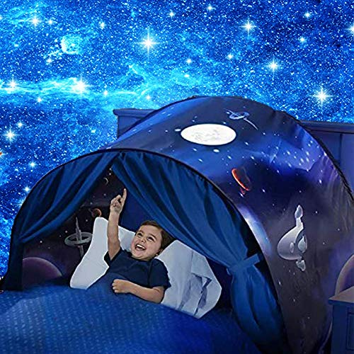 Kids Dream Bed Tent Twin Size...
