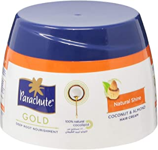 Parachute Gold Hair Cream Soft & Natural Shine, 210 ml