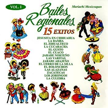 Bailes Regionales Vol. I