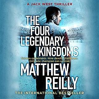The Four Legendary Kingdoms cover art