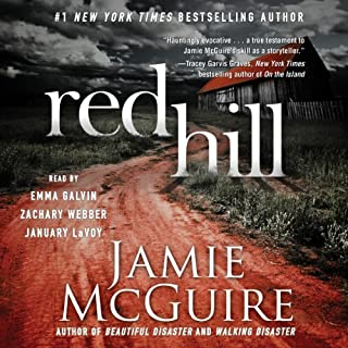 Red Hill audiobook cover art