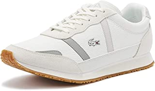 Lacoste Partner 319 1 Womens Off White Trainers