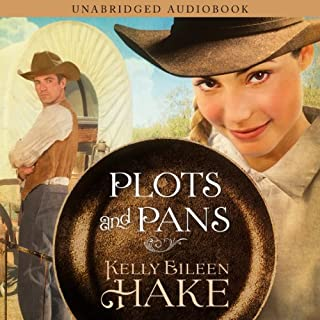 Plots and Pans                   By:                                                                                                                                 Kelly Eileen Hake                               Narrated by:                                                                                                                                 Sharilynn Dunn                      Length: 10 hrs and 13 mins     64 ratings     Overall 4.0