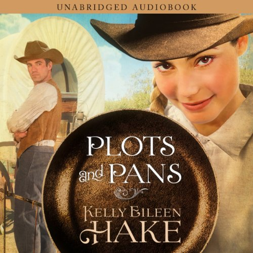 Plots and Pans Audiobook By Kelly Eileen Hake cover art