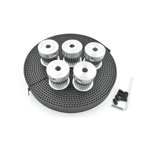 D/&D PowerDrive 654-3M-15 Timing Belt