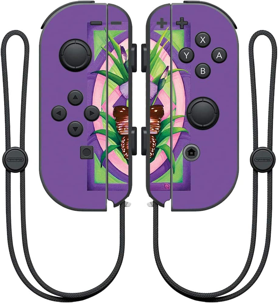 MightySkins Skin Compatible with Nintendo Max 83% OFF Joy-Con R - Charlotte Mall Controller
