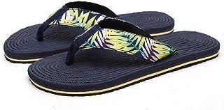 Flip Flops SHANGXIAN Playa Chancletas Pareja Zapatillas Zapatos A Prueba De Agua CóModo Y Resistente Al Desgaste, Male, 35/36