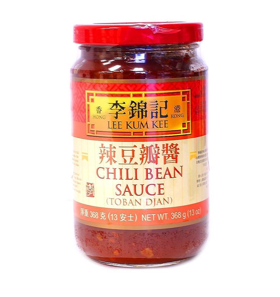 Lee Kum Kee LKK Chili Bean Sauce (Toban Djan) 13 Oz, 1 Pack