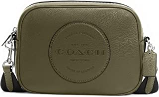Coach Dempsey Camera Bag In Signature Jacquard With Stripe And Coach Patch